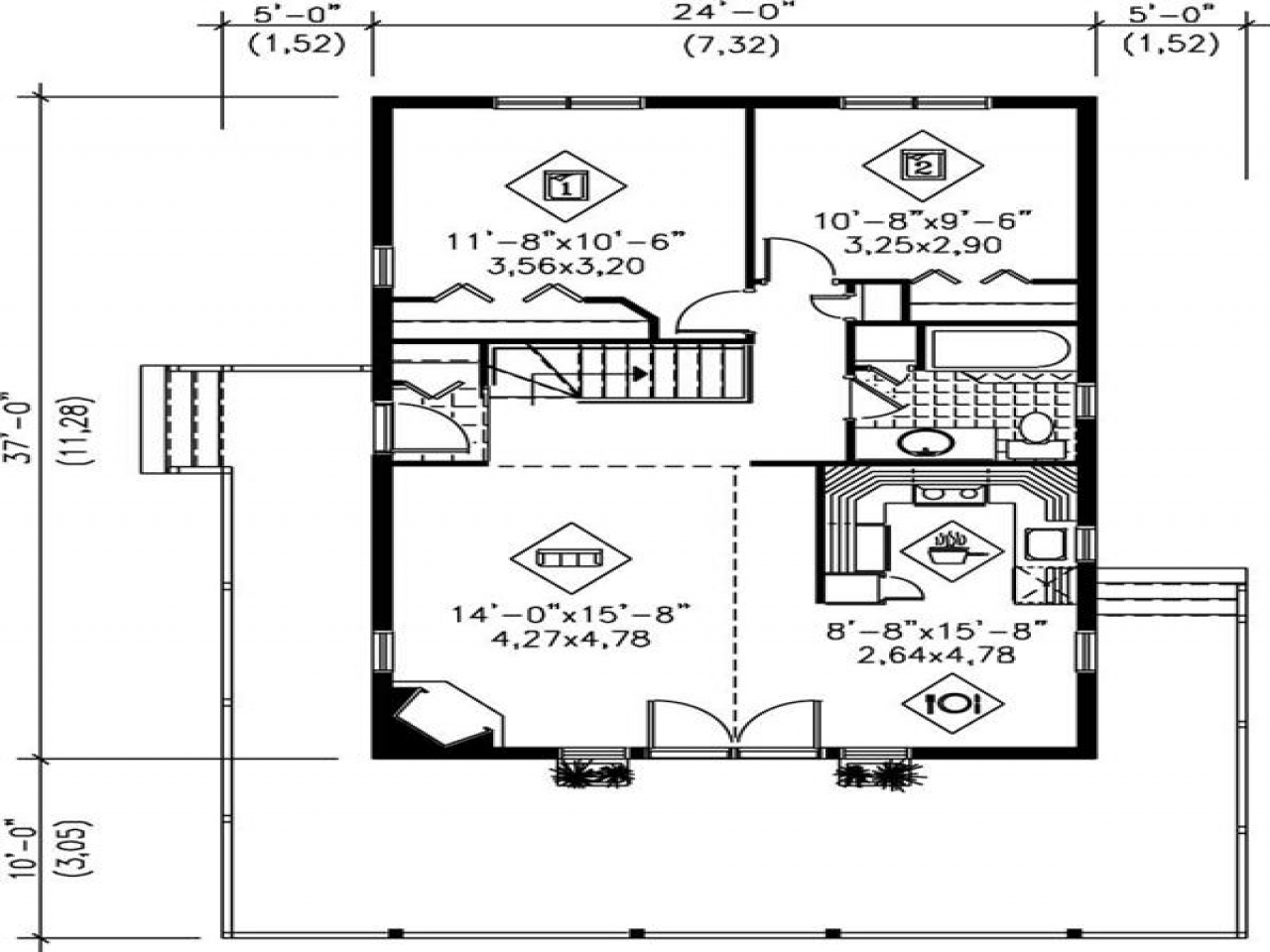 Beachfront homes floor plans water floor plans beachfront for Beachfront home plans