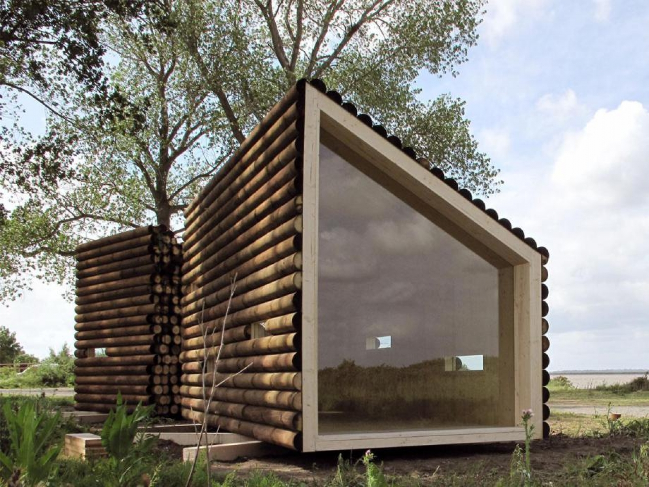 Tiny Cottage House Plans Diy Small Cabin Plans Diy Cabin: Beautiful Log Cabins Modern Log Cabin, Diy Small Home