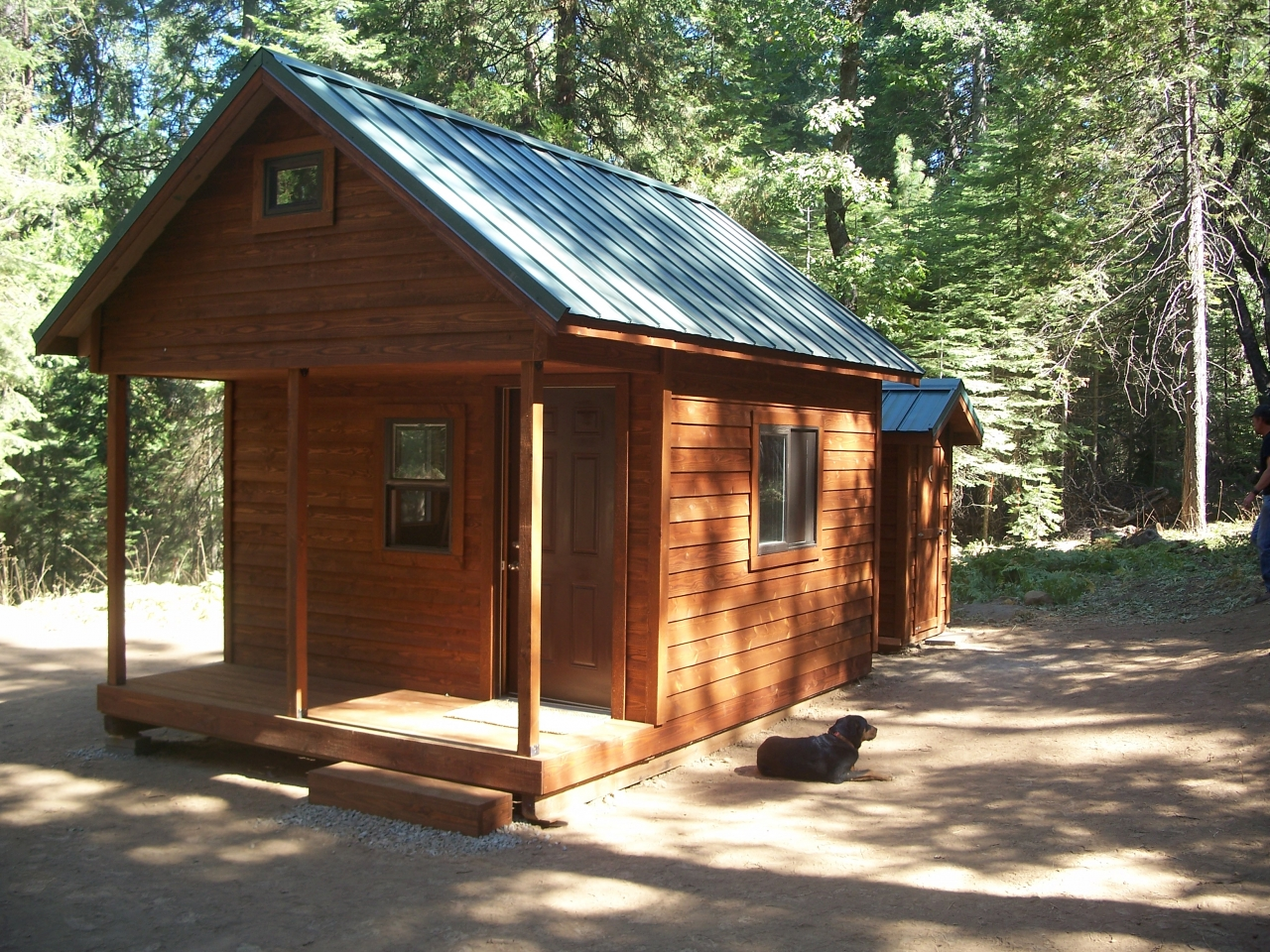 Camping Cabin Kits Affordable Log Cabin Kits Camp Cabin