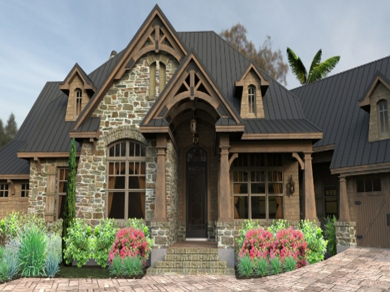 Country Style House Plans Unique French Country House