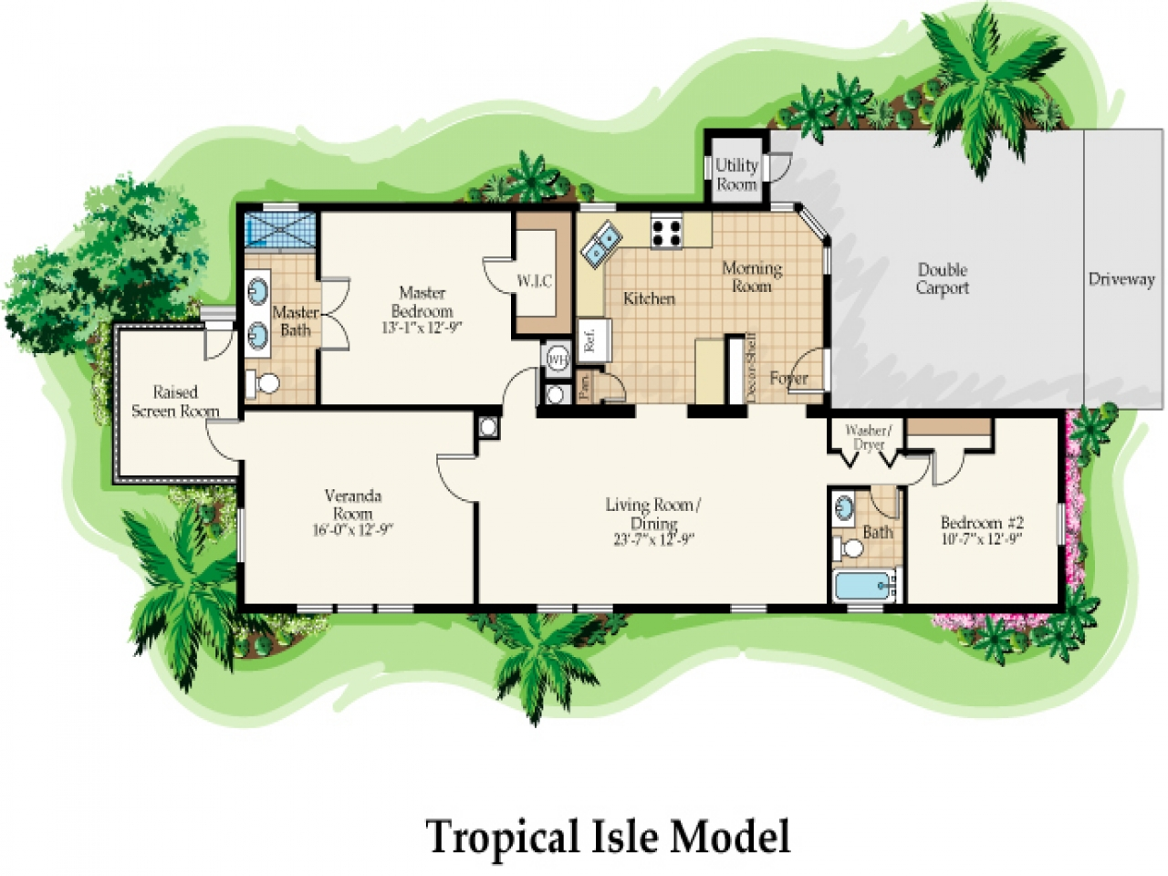 Phuket Tropical Modern House Design Tropical House Designs ...