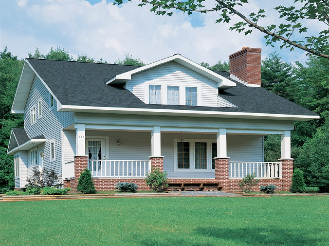 Small Craftsman Home House Plans Universal Small Craftsman