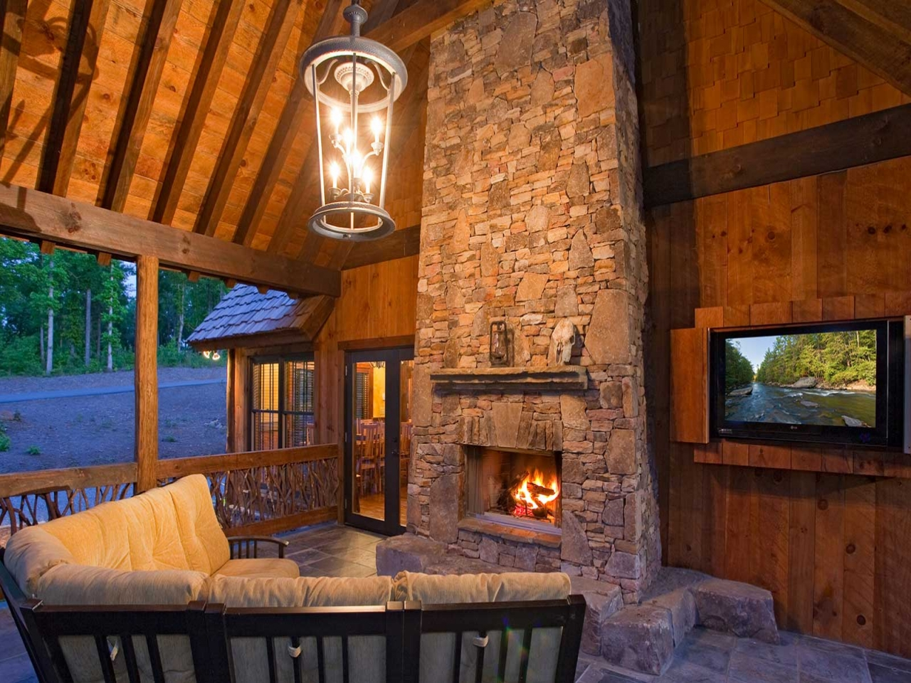 Smoky Mountain Luxury Cabin Rentals Luxury Mountain Cabin