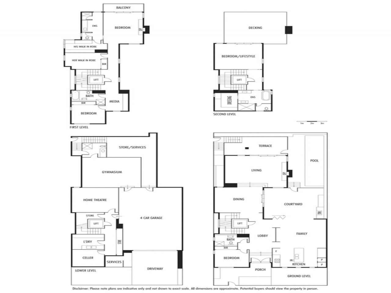 Waterfront house floor plans 4 bedroom economical house for Economical house plans