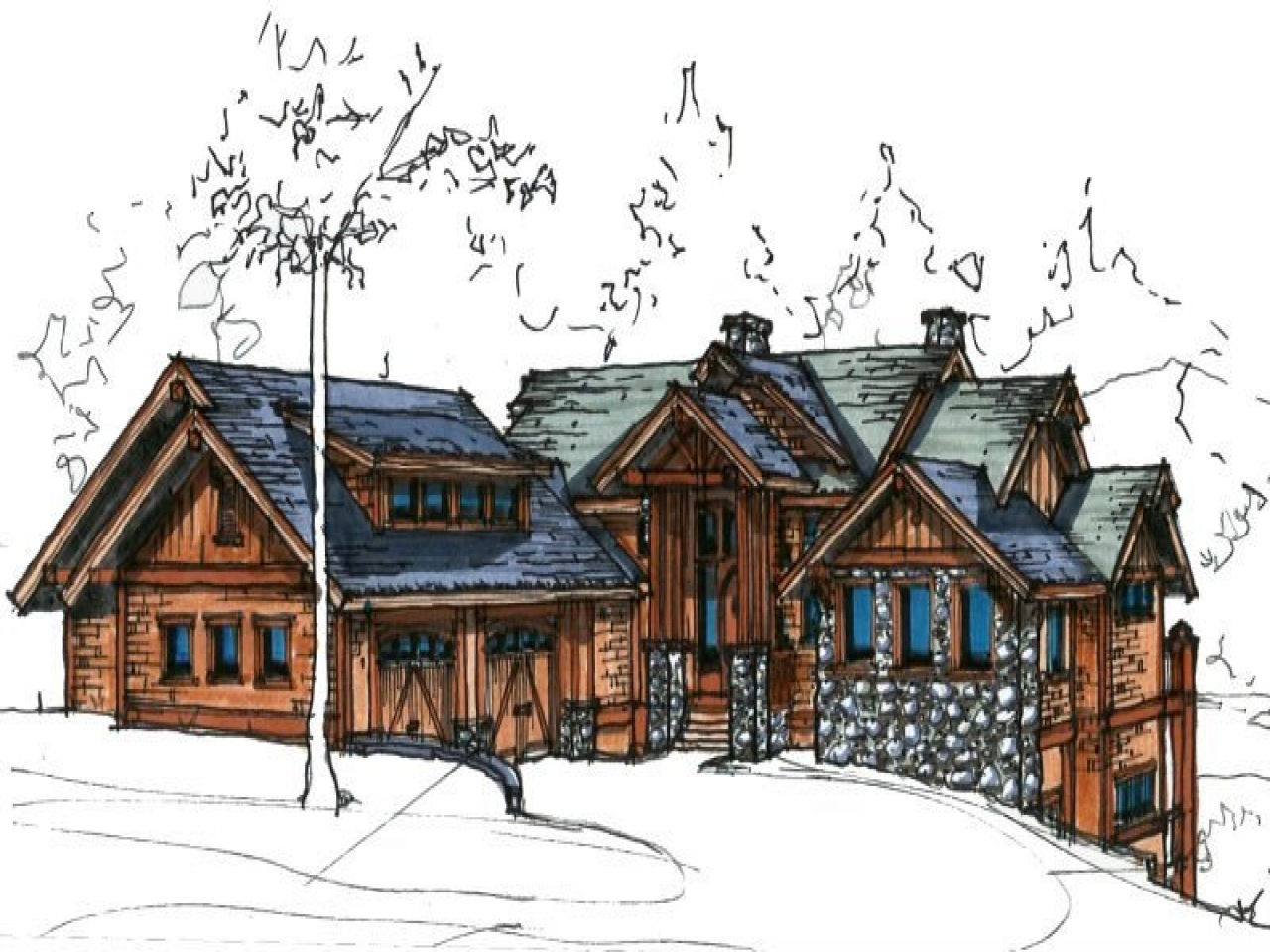 Best craftsman house plans craftsman home plans arts for Arts and crafts house plans