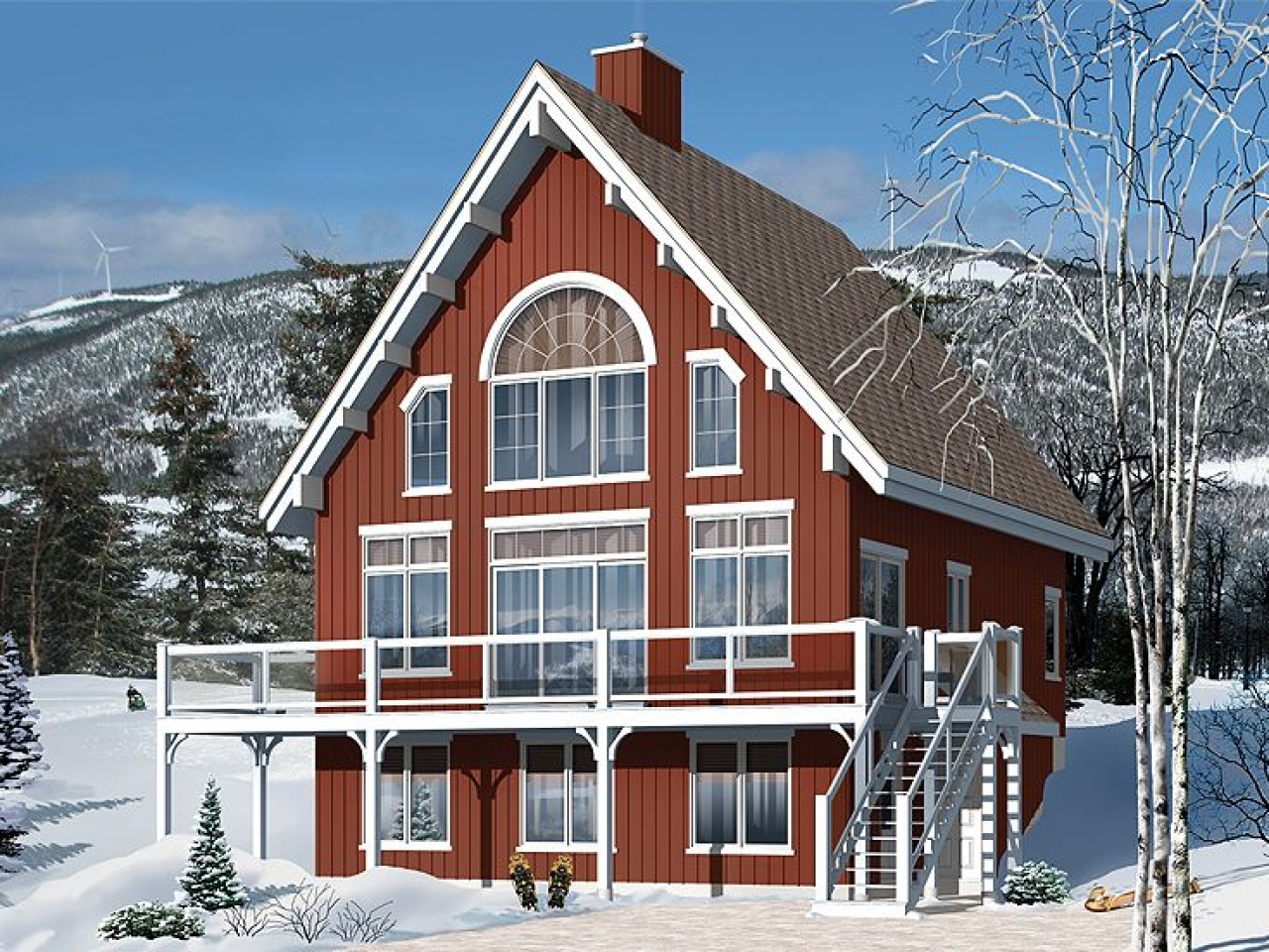 mountain chalet home plans chalet home plans 2 story chalet for mountain lot house 20906