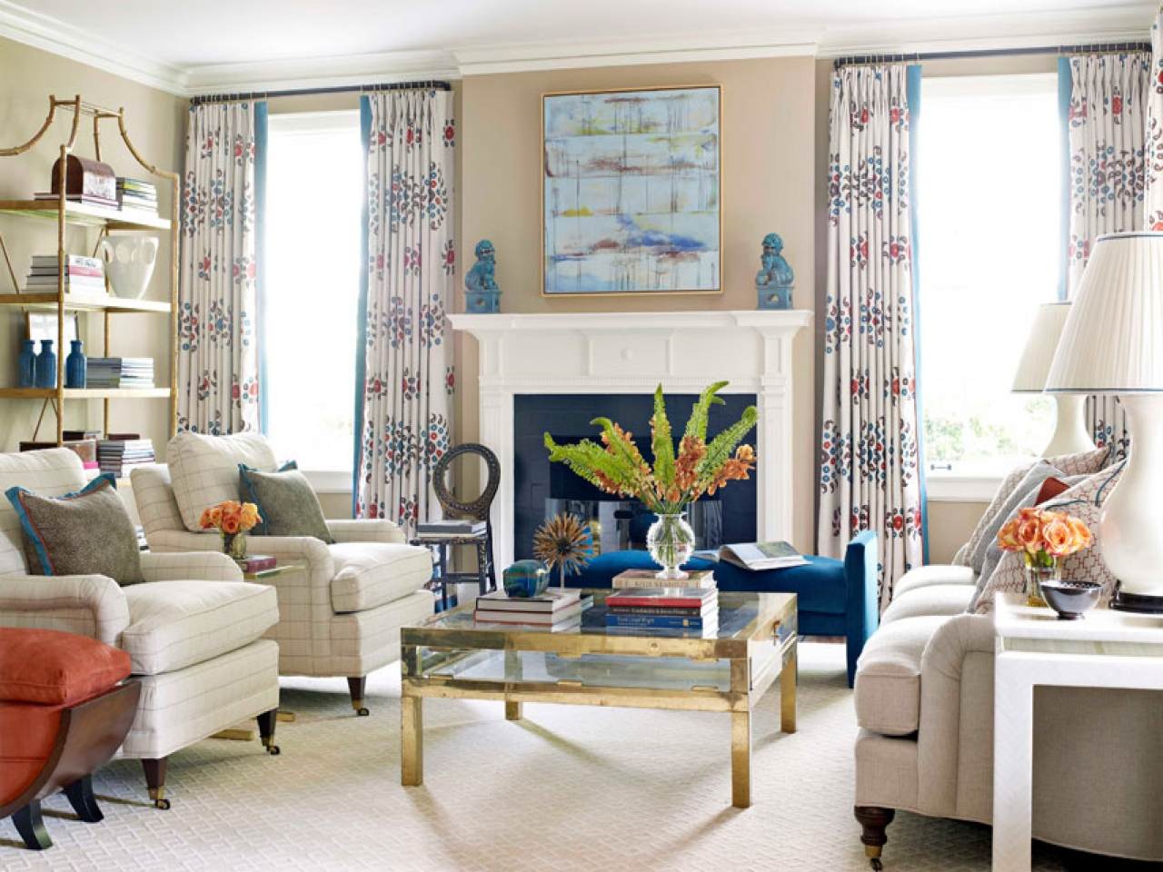 Living Rooms Interior Design Firms Simple Living Room ...