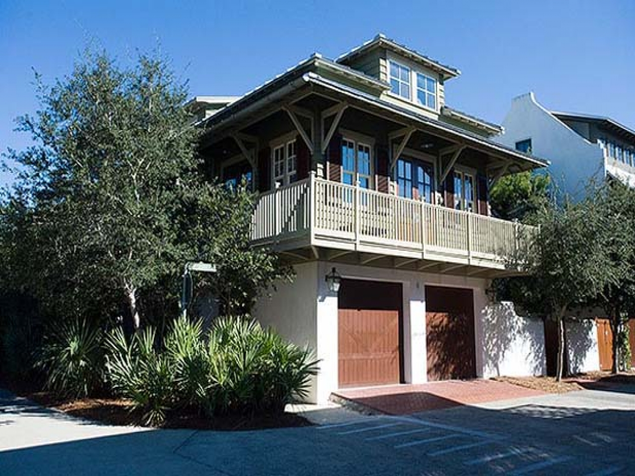 Rosemary beach beachfront rentals rosemary beach cottage for Oceanfront house plans