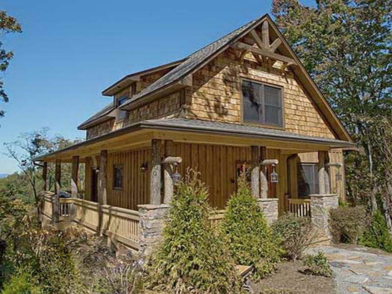 Unique small house plans small rustic house plans rustic for Unique cottage plans