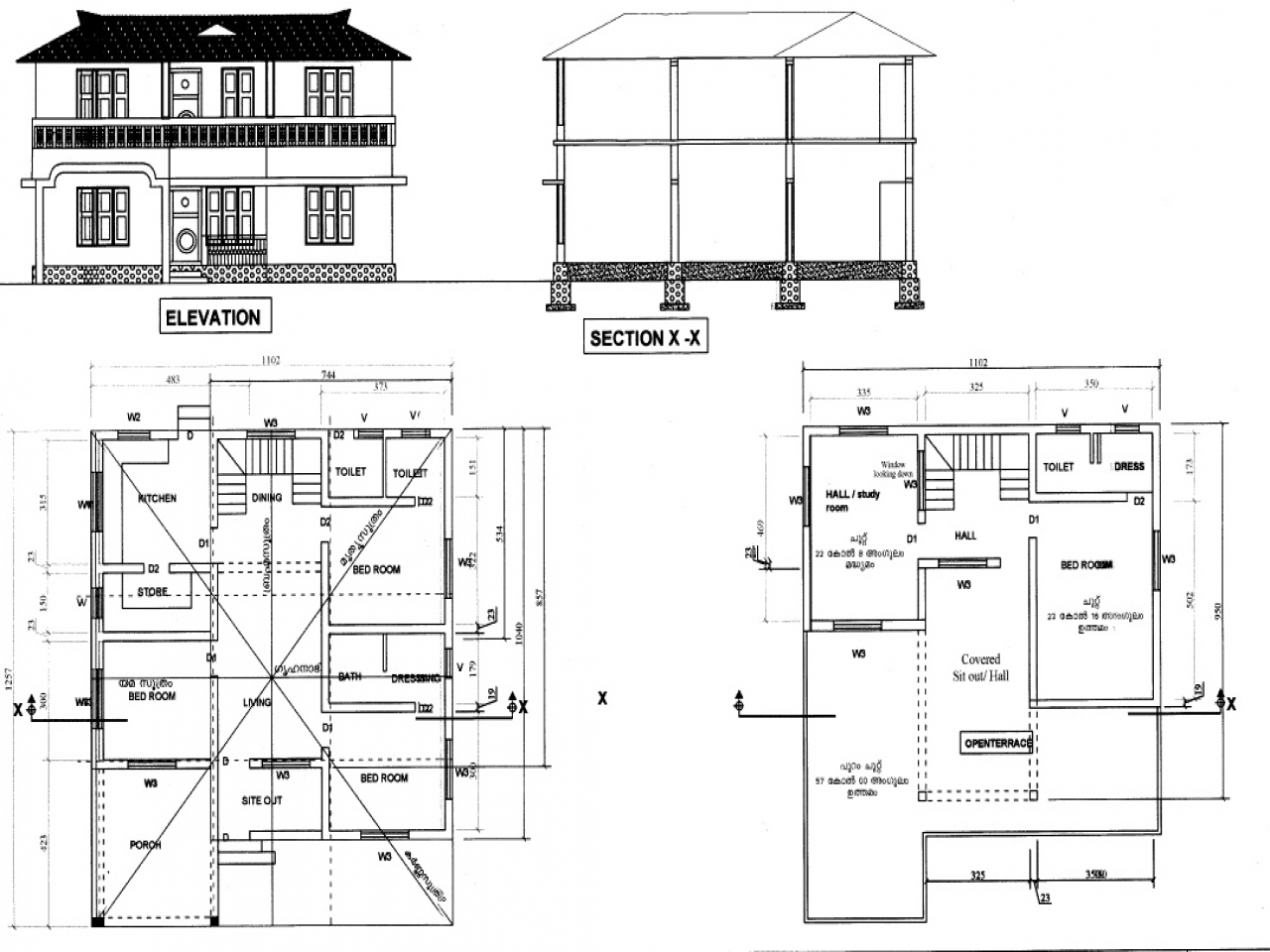 Building construction plans construction drawing plans for Construction plan drawing