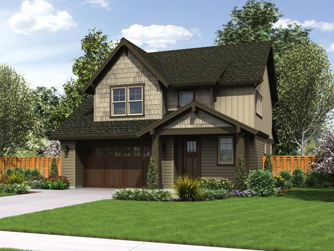 Functional craftsman house plans country craftsman house for Functional house plans