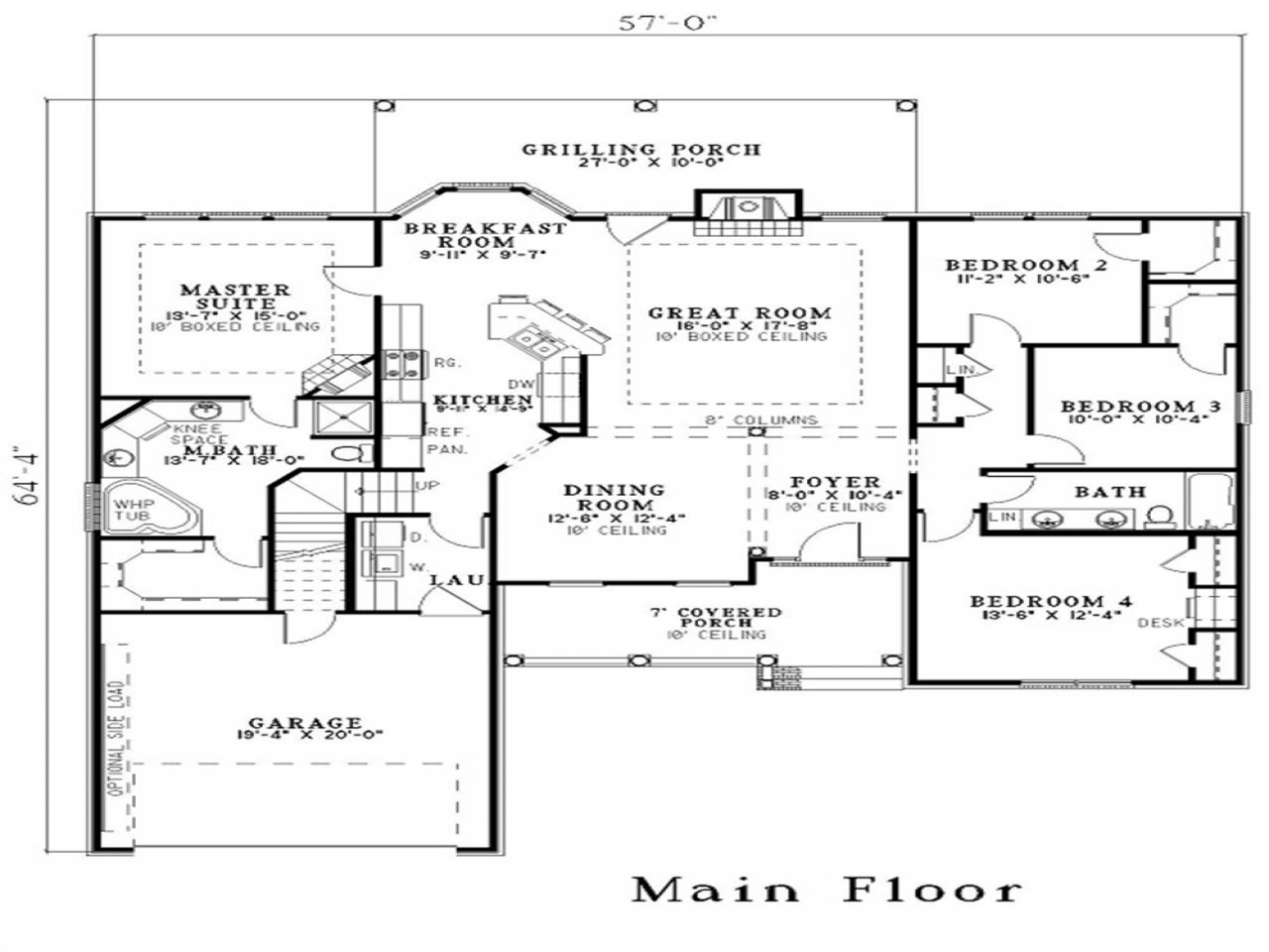 Country House Plans With Wrap Around Porches