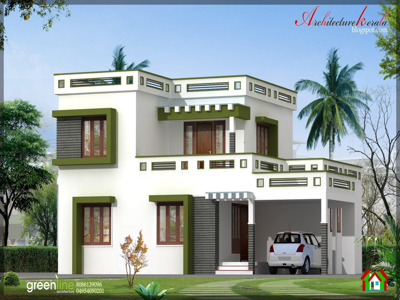 Kerala 3 Bedroom House Plans House Plans Kerala Home