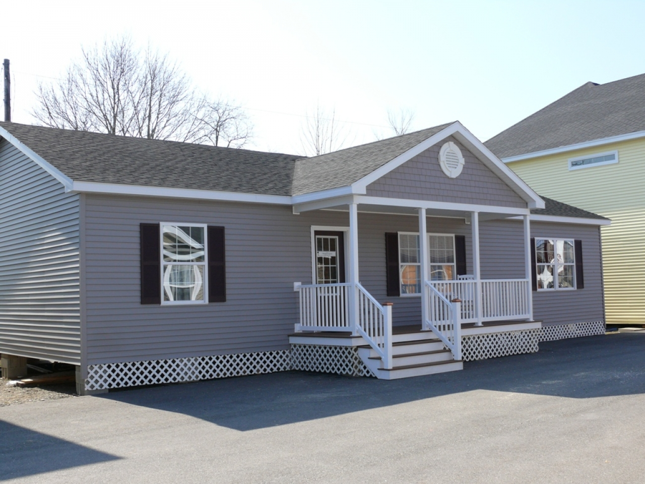 Modular Chalet Homes Maine Oxford Home