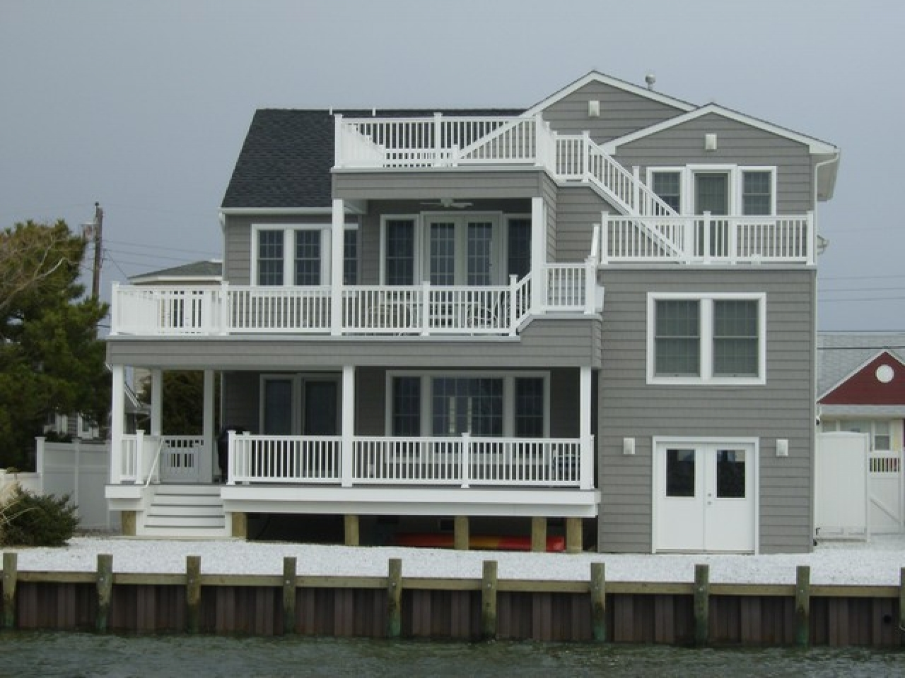 new shore home other metro by tjs and son contractors llc