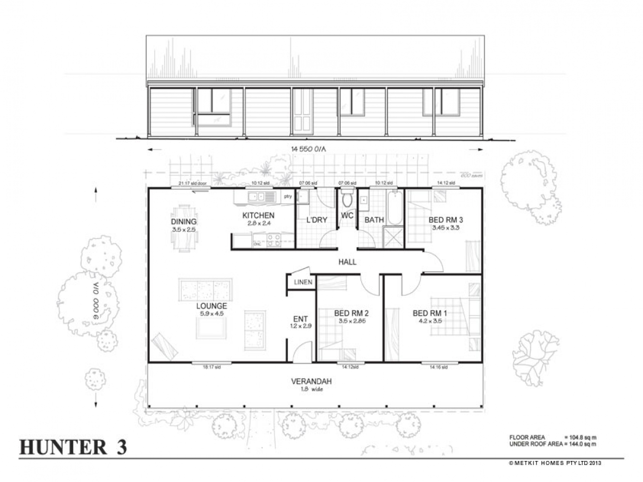 Open floor plans small home metal homes floor plans 3 for Small metal house plans