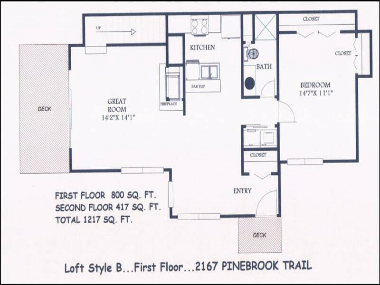 Small Floor Plans With Loft Small Cottage House Plans