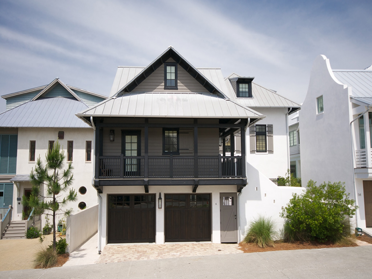 Hartsfield carriage house rosemary beach carriage house for Rental property floor plans