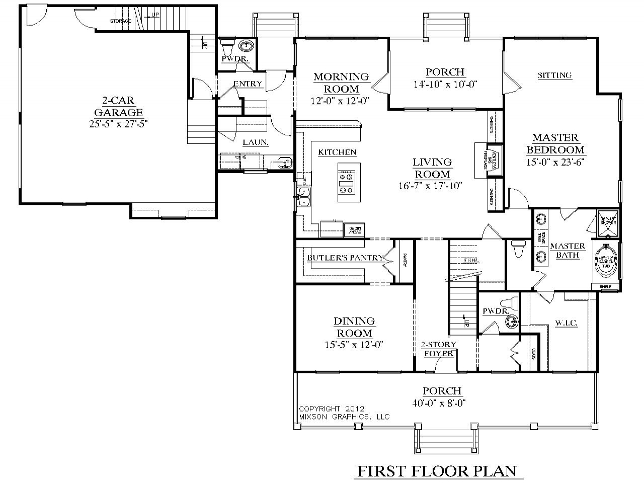 House plans with basements house plans with 2 bedrooms for Two bedroom house plans with basement