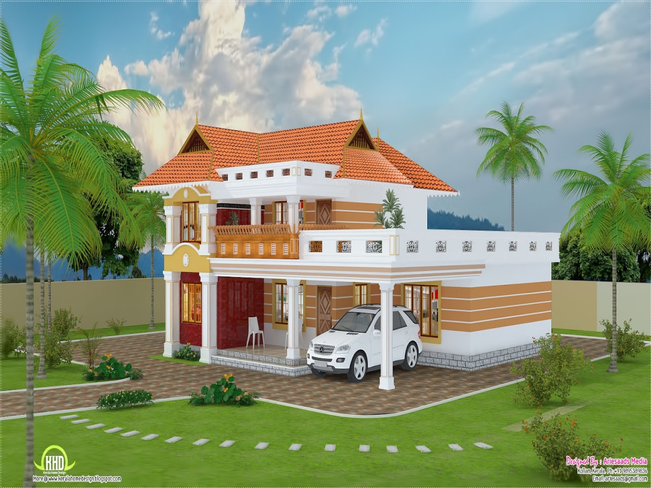 Most beautiful houses in the world most beautiful house for House beautiful house plans