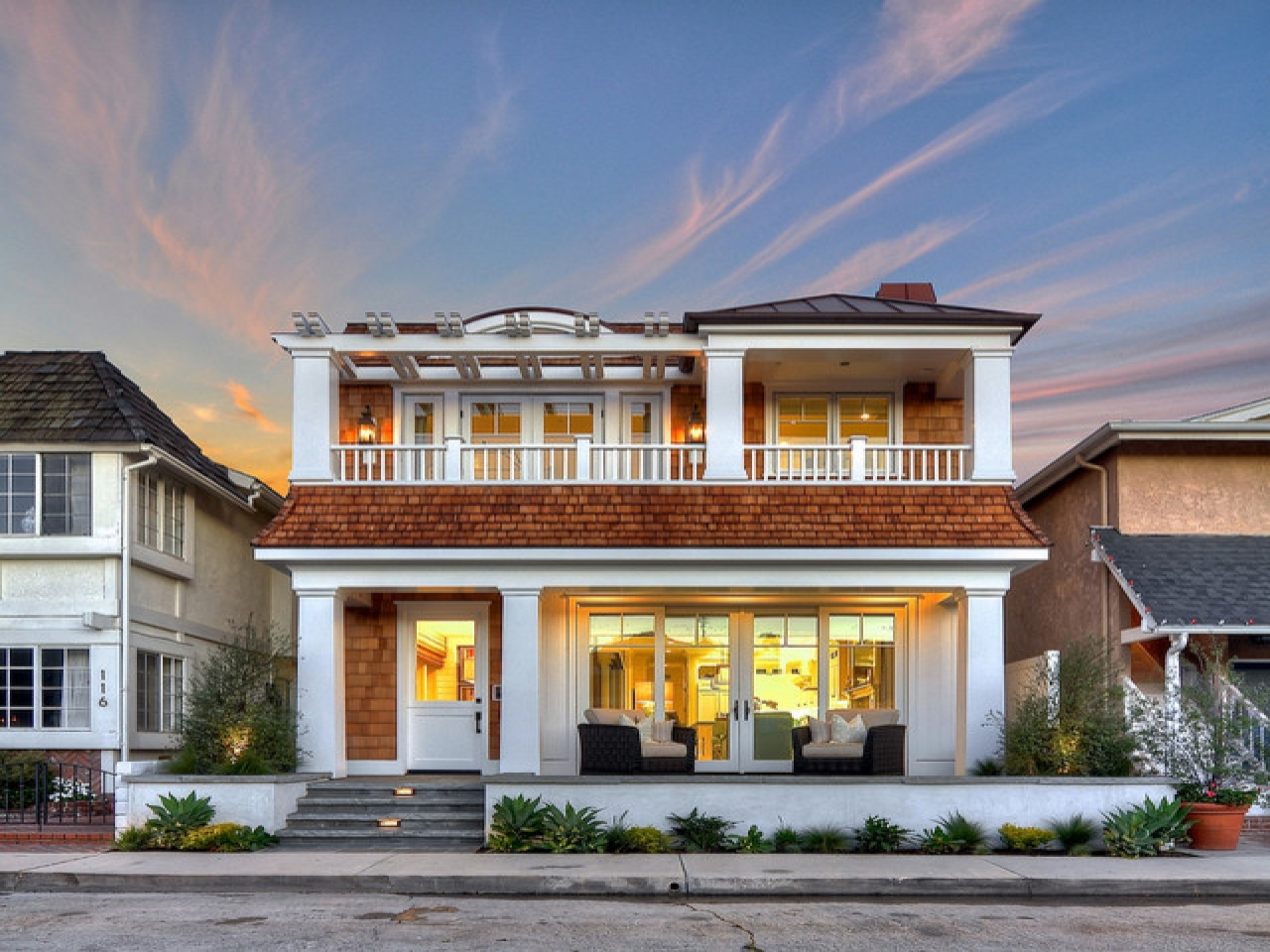30+ Trendy Beach House Exterior Color Ideas - Page 2 of 13 |Beach Cottage Exterior