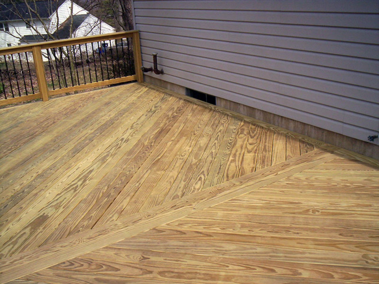 Cabot Deck Stain Deck Stains For Pressure Treated Wood