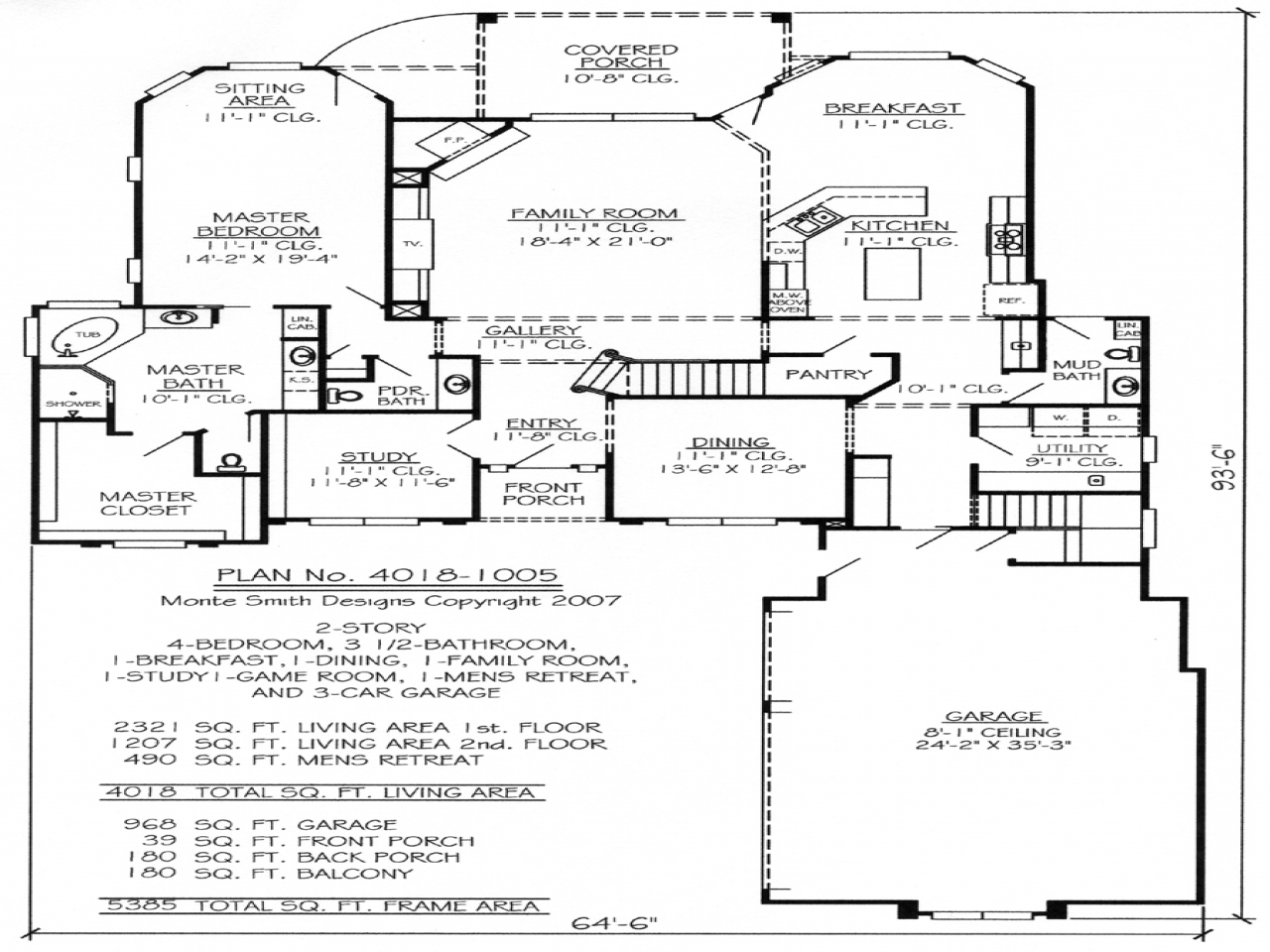 2 story house plans with loft custom 2 story house plans for 1 5 story house plans with loft