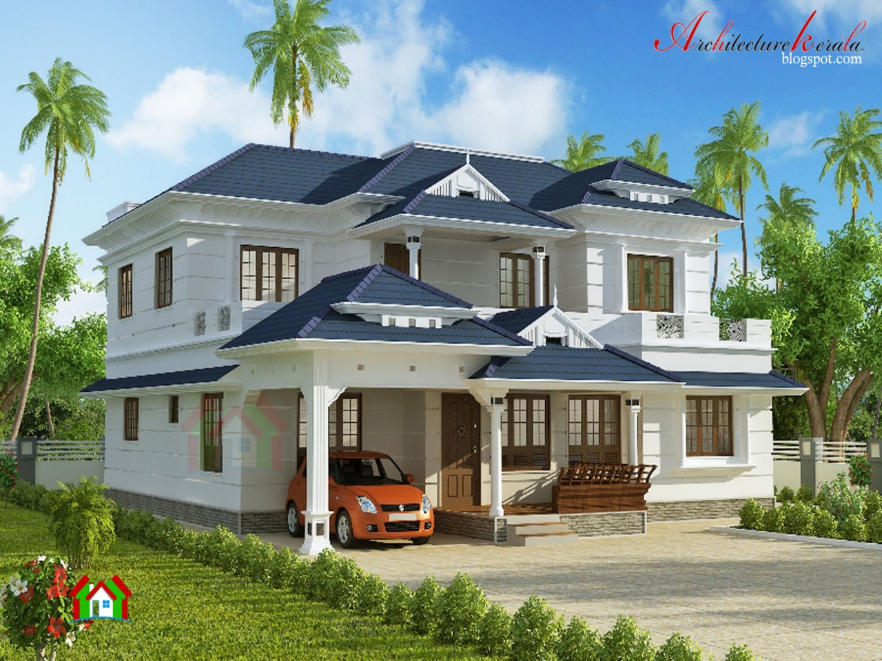 kerala style house plans and elevations old new orleans