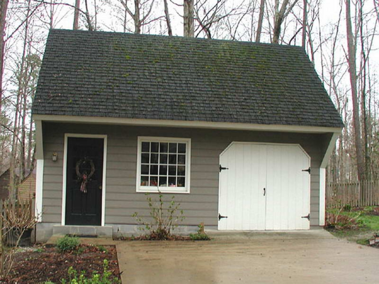 Single Car Garage Dimensions Single Car Garage With