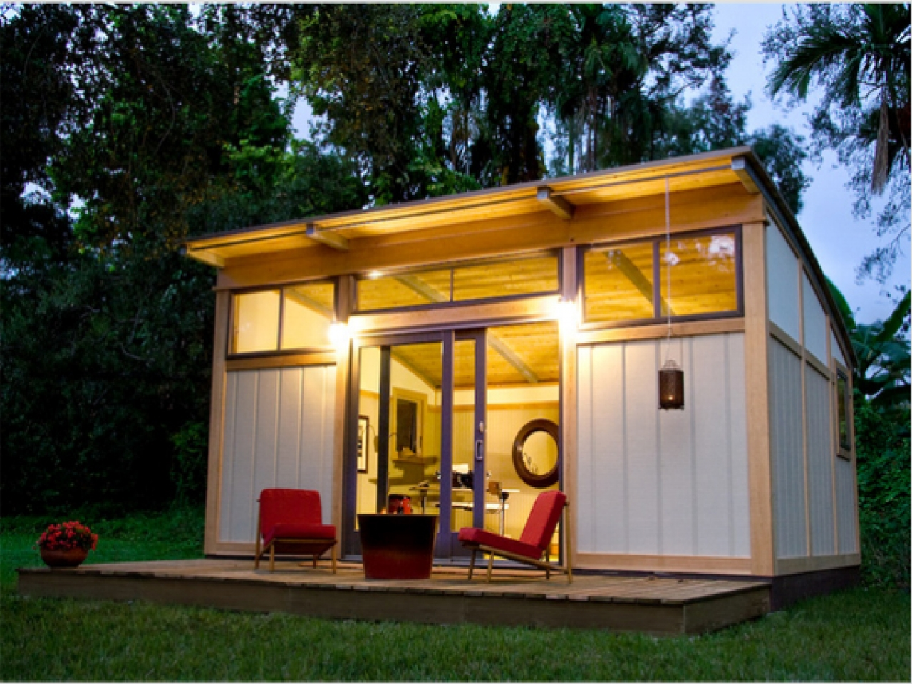 Tiny Home Designs: Small Portable Cabins Small Prefab Cabins, Affordable