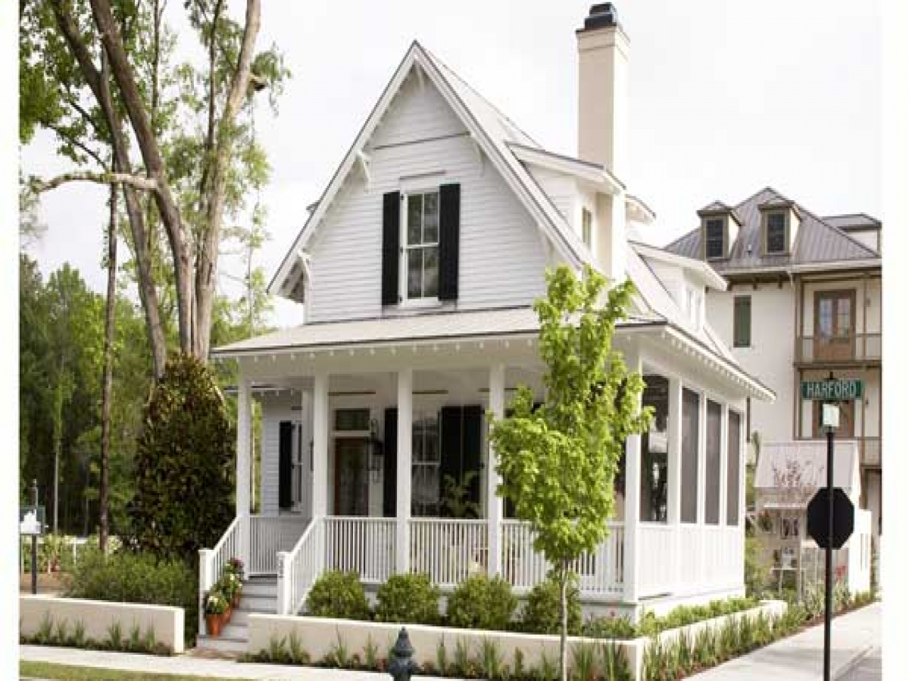 Southern cottage house plans small cottage house plans for Cottage style house plans with front porch