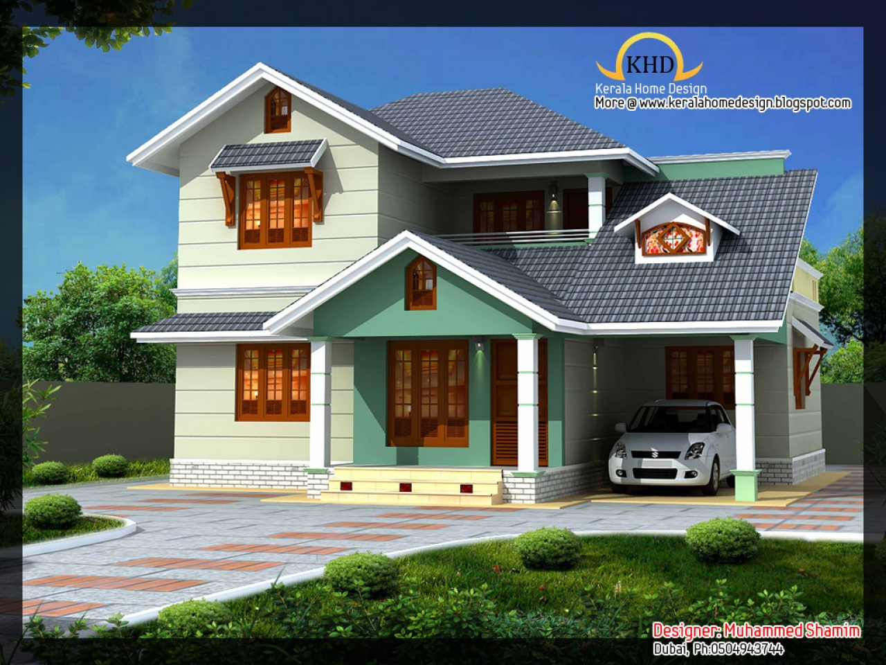3d small house plans beautiful house plans designs small for Beautiful house plans