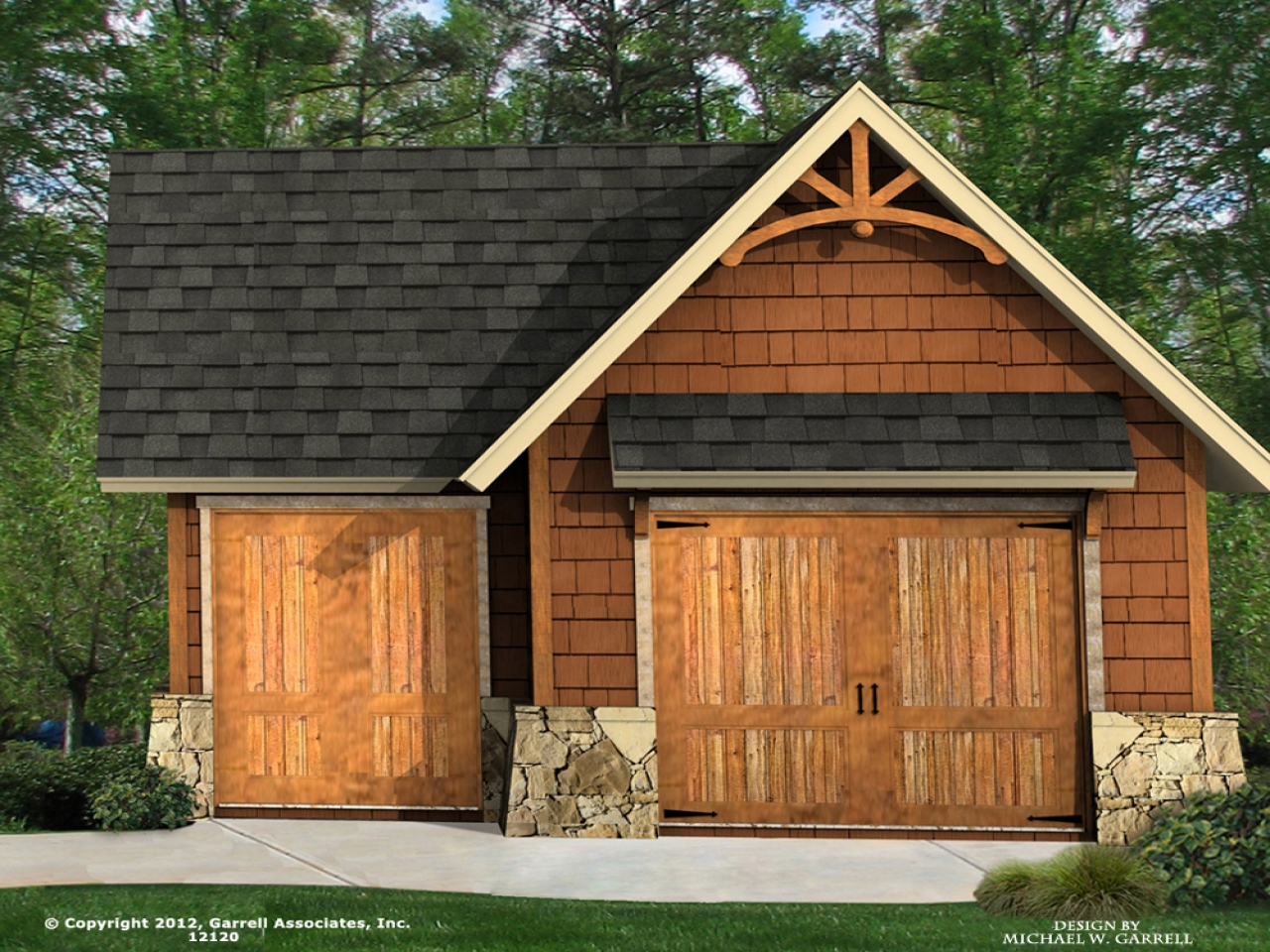 Cottage House Plans With Fireplace Cottage House Plans With Detached Garage Bungalow Plans With