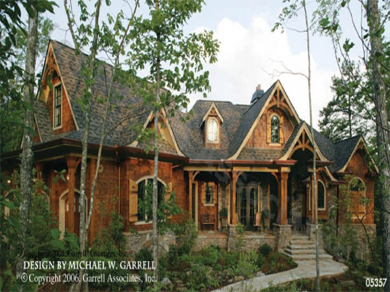 Mountain Craftsman Style House Plans Craftsman\'s Carriage