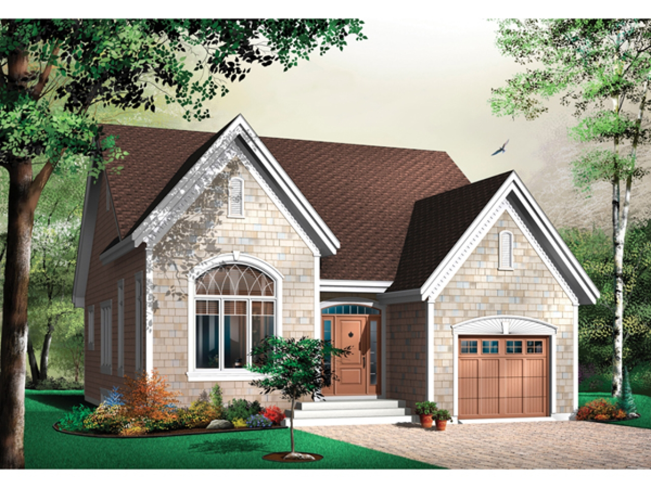 Small English Cottage House Plans English Cottage