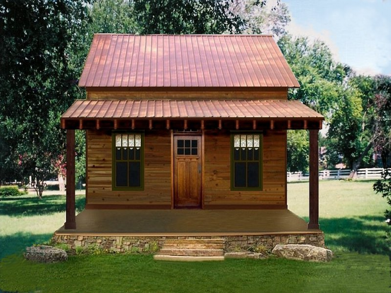 Small Home Designs: Small Lake Cabin House Plans Small Lake Front Cabin, Tiny