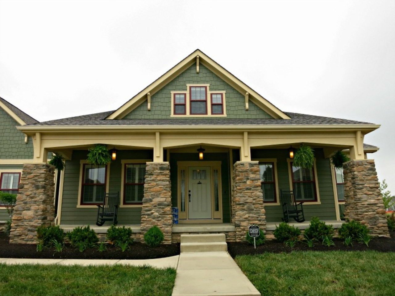 Small Bungalow House Plans Craftsman Bungalow House Plans