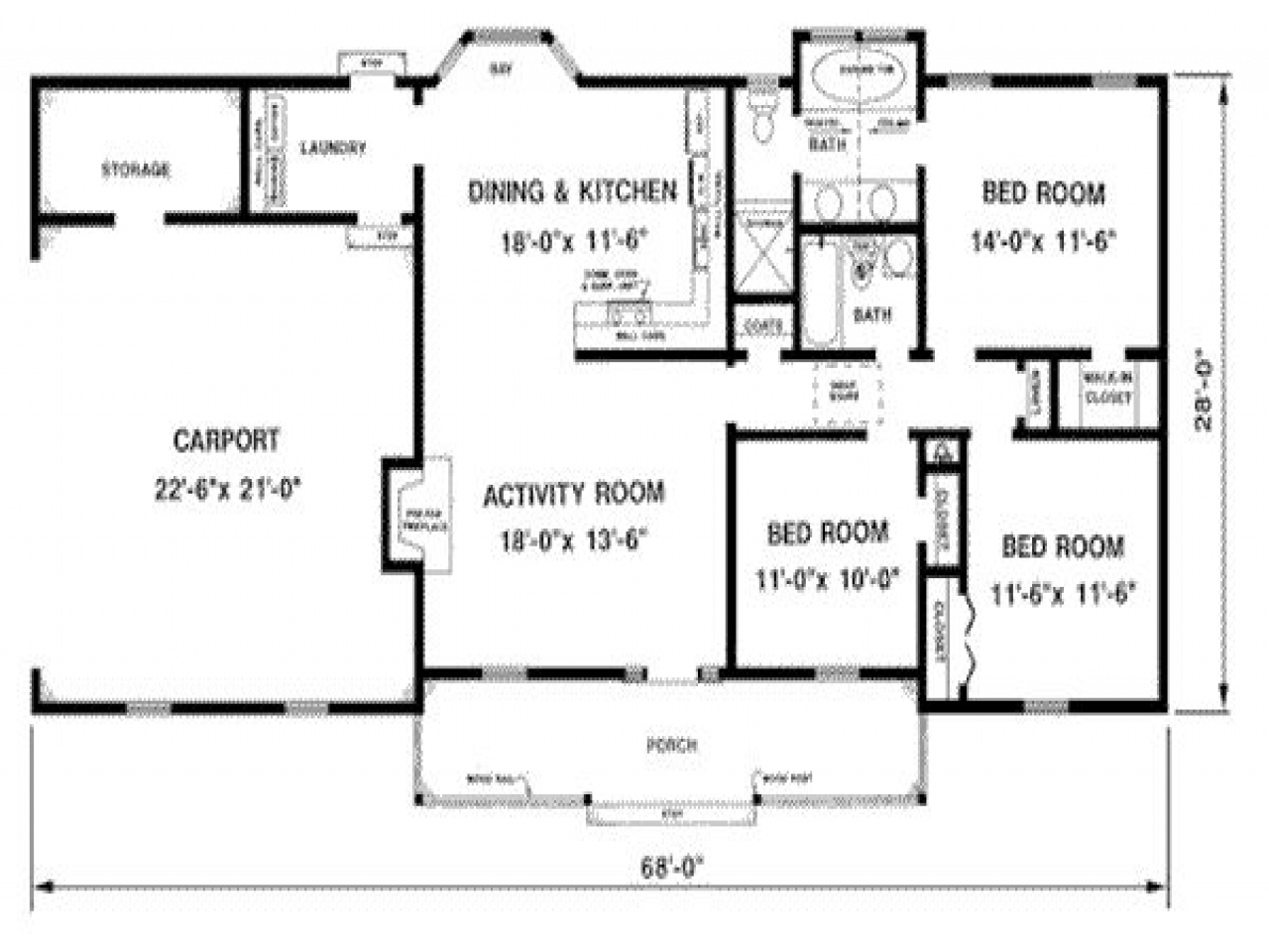1500 sq ft house plans 1300 square feet floor plan http for 1300 sq ft house plans 2 story