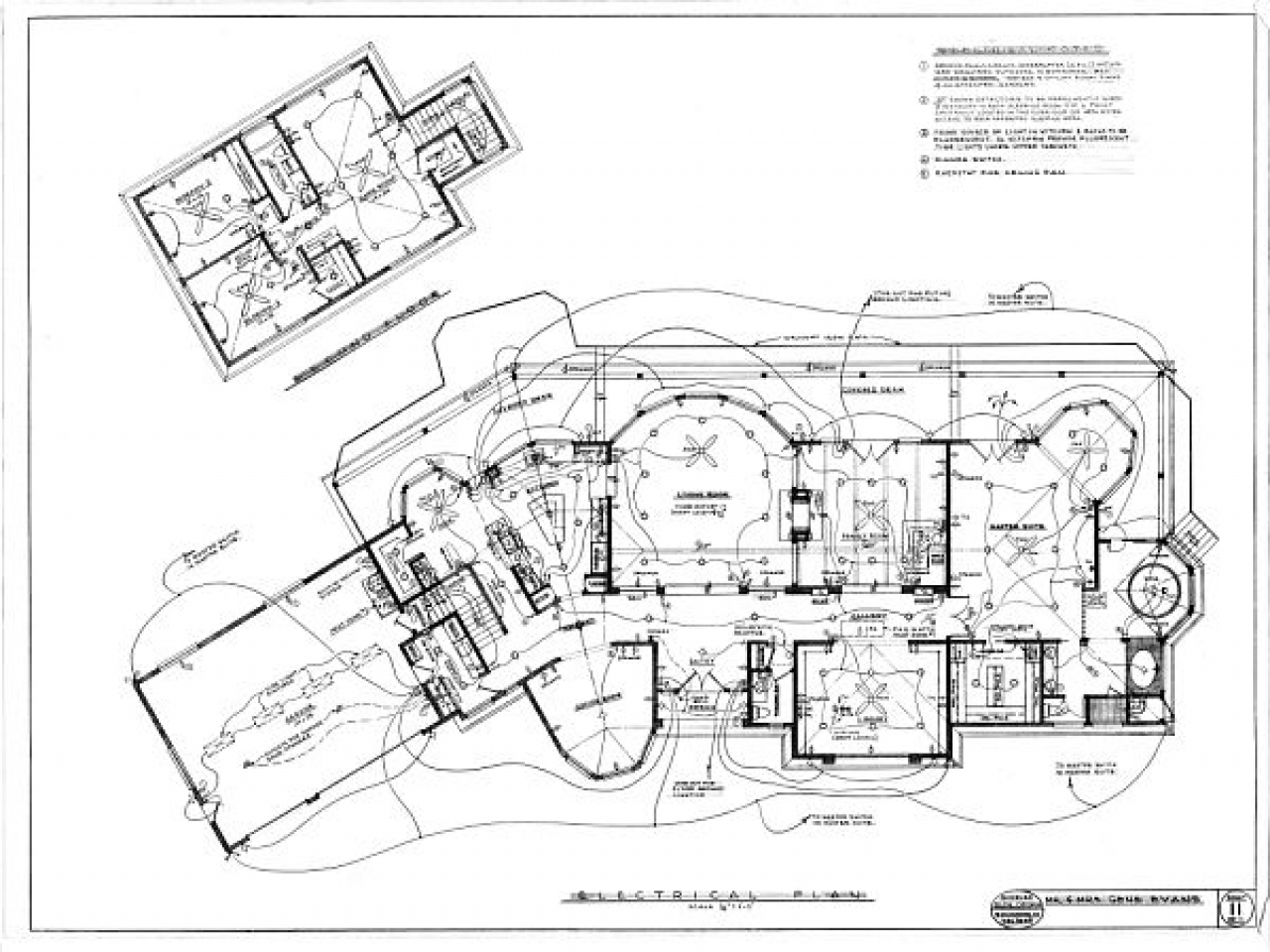 residential electrical plan house electrical blueprints