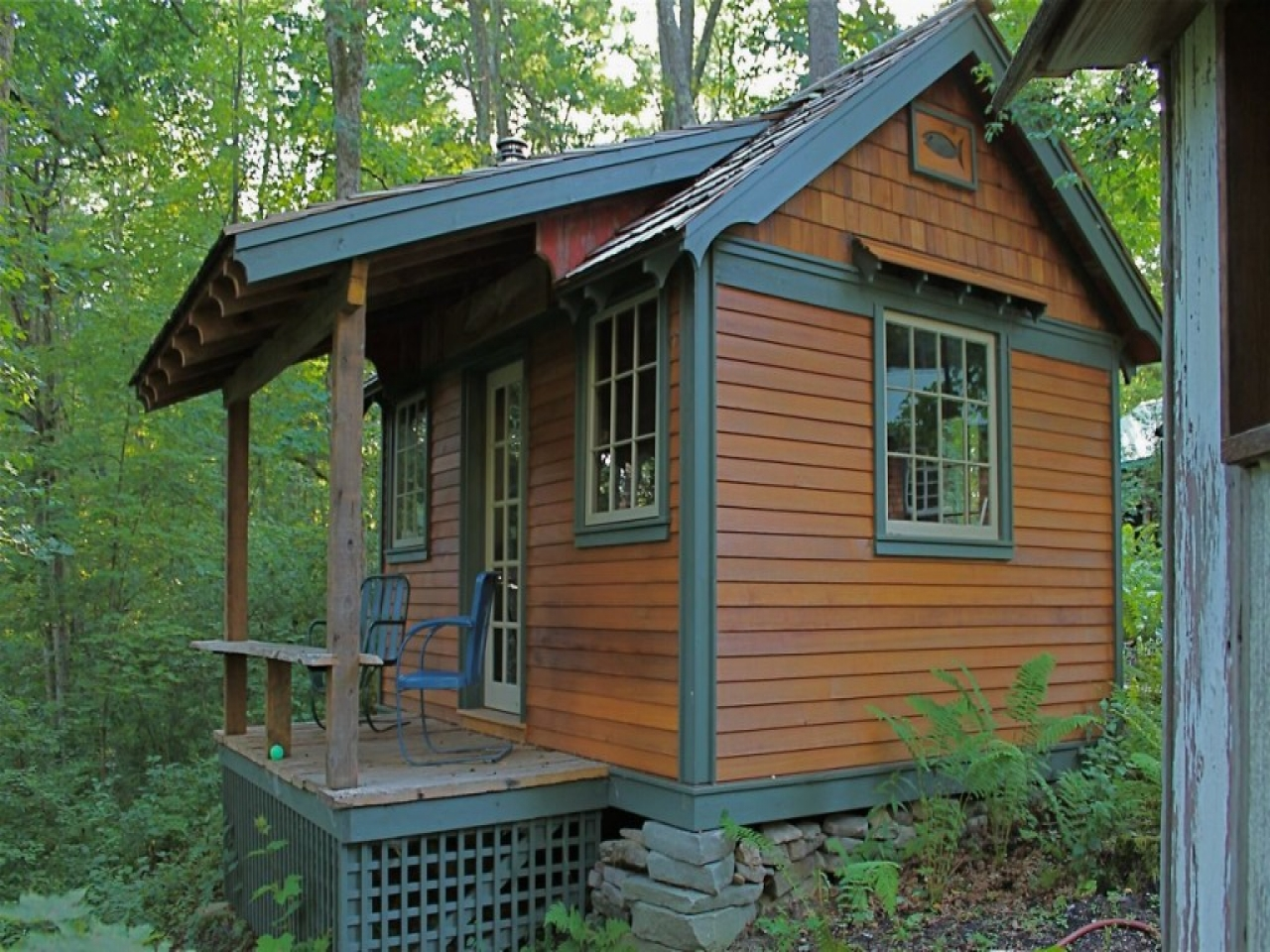 How To Build Small Cabin