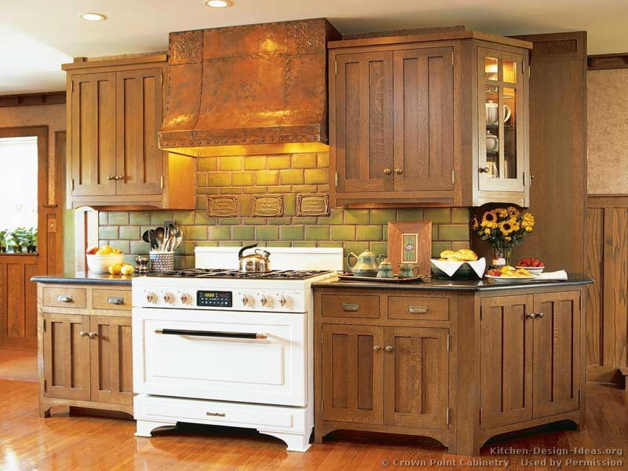 Craftsman Kitchen Backsplash Ideas Mission Style Kitchen Backsplash Idea Craftsman Designs