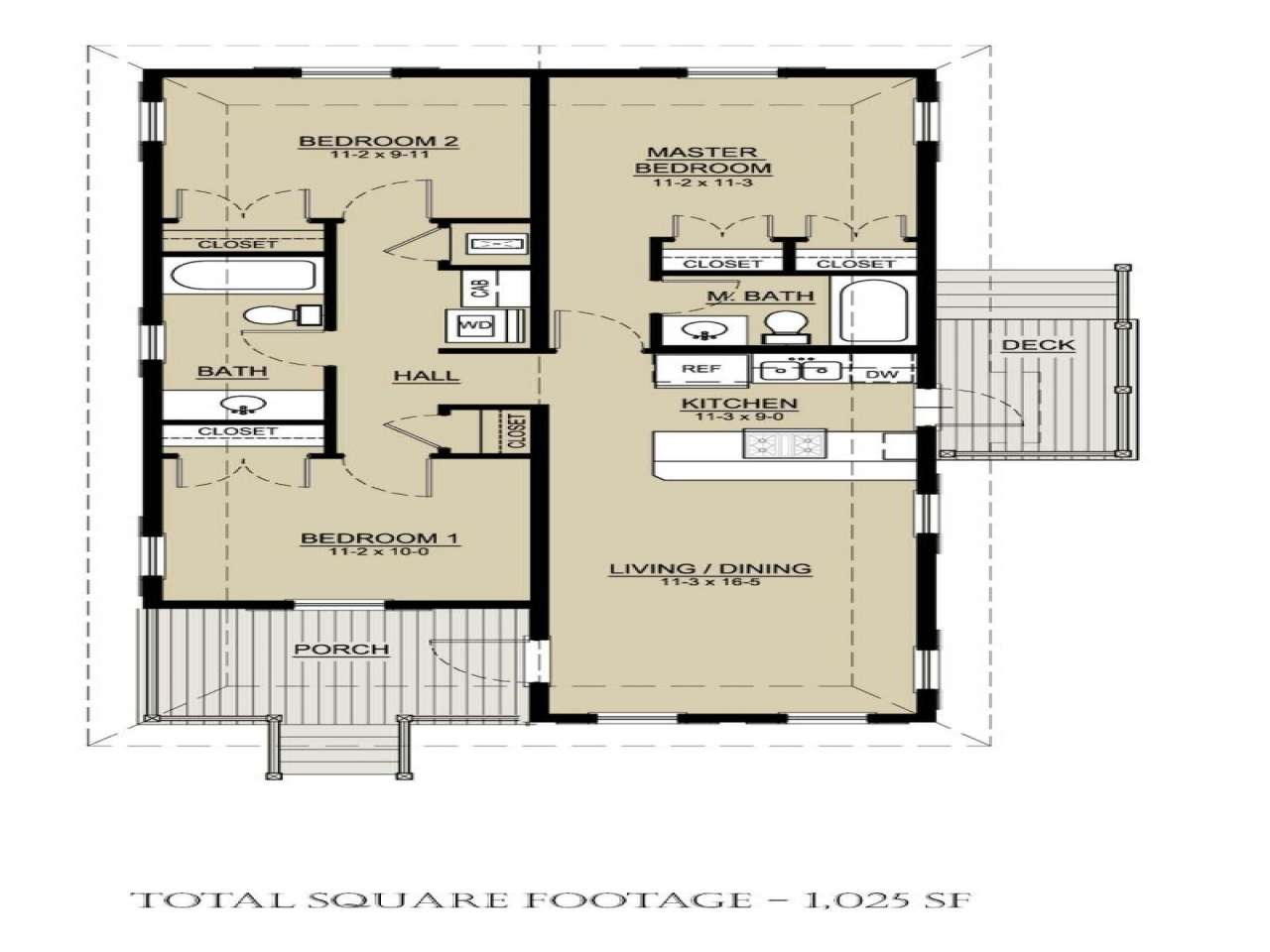 3 bedroom houses for rent 3 bedroom house floor plans for Rental property floor plans