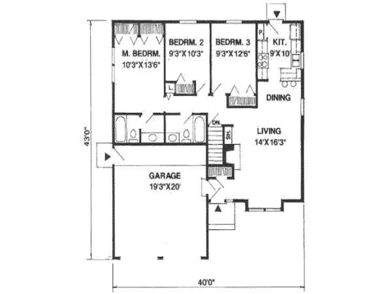 1100 square foot house plans 1100 square foot house unique for 1100 sq ft ranch house plans