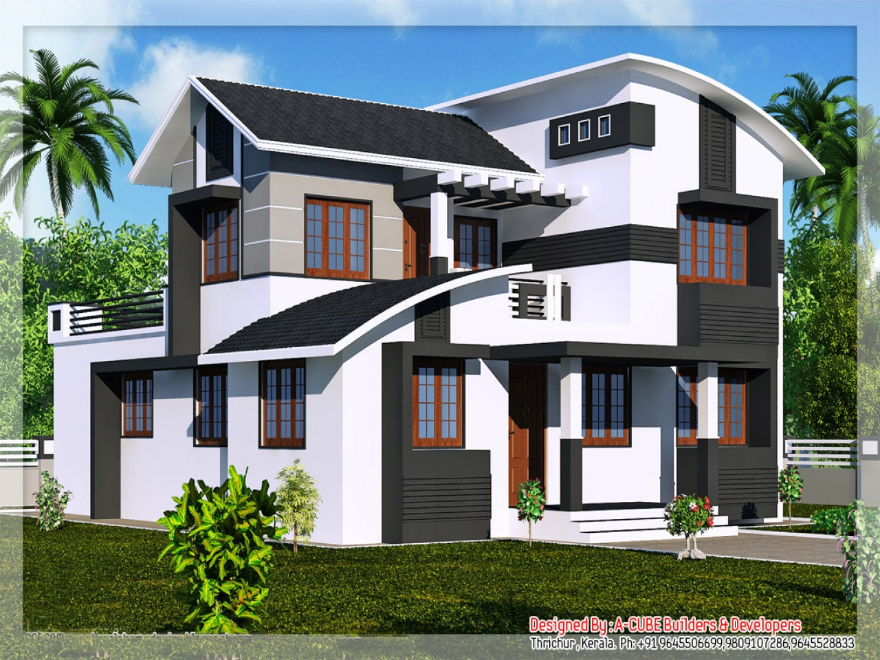 India duplex house design duplex house plans and designs for Duplex townhouse designs