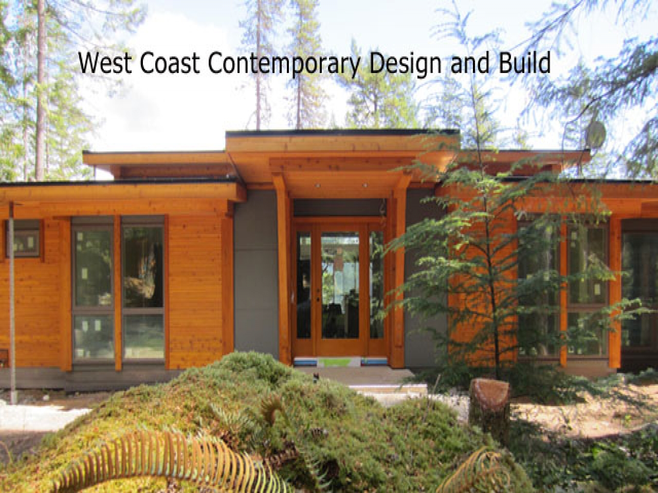 Contemporary Timber Frame Homes Bc Small Timber Frame Home