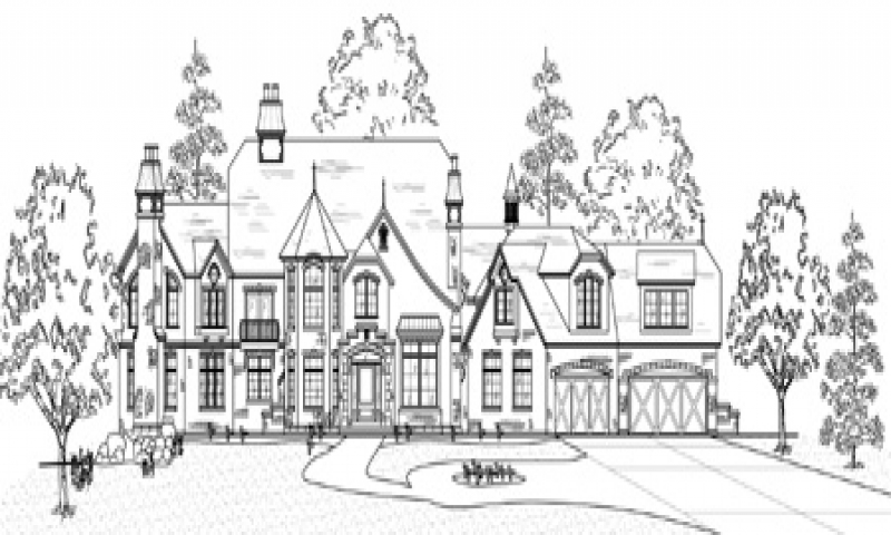 Specializing in unique custom and luxury home designs and for Unique custom home plans