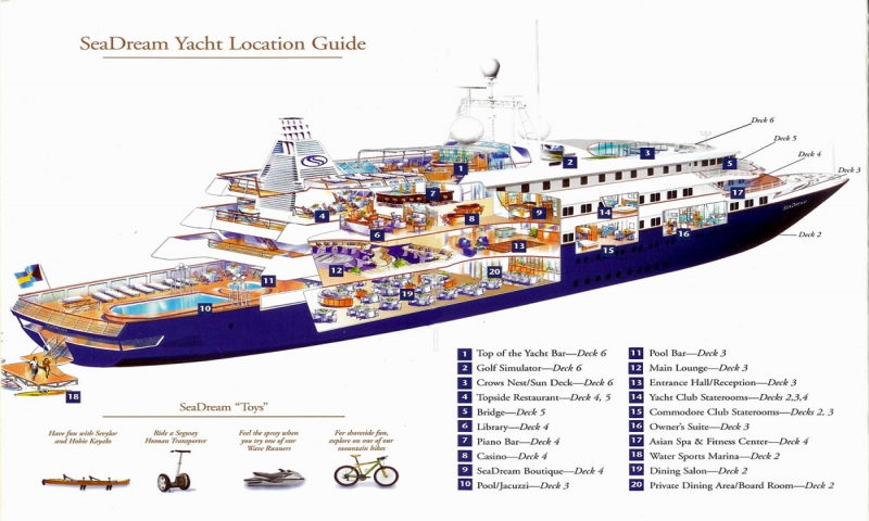 Carnival Conquest Deck Map Cruise Ships