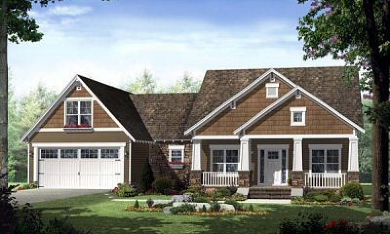 Craftsman Style Turnkey Home Construction Modern Rustic