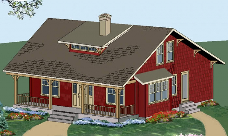 Small timber frame house plans cheap timber frame homes for Cheap a frame house kits