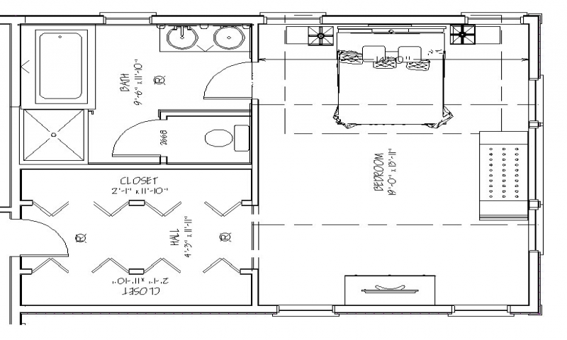 Master Bedroom Suite Addition Floor Plans Luxury Master
